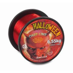 Fir Monofilament Anaconda Carp Line Halloween 0.28mm/6.10kg/1200m