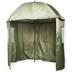 Umbrela Fladen Zipp on Bivvy Sheet