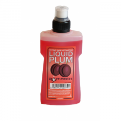 Aditiv Lichid Bait-Tech Liquid Plum 250ml