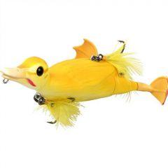 Savage Gear 3D Suicide Duck 10.5cm/28g, culoare Yellow