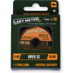Fir textil Prologic Viper 3S 30lb/15m