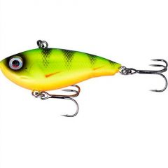 Vobler Savage Gear TPE Soft Vibes 6.6cm/22g, culoare Fire Perch