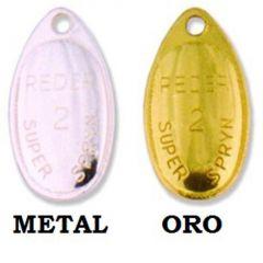 Lingura rotativa Mapso Reder Nr.1, culoare Metal 3.5gr