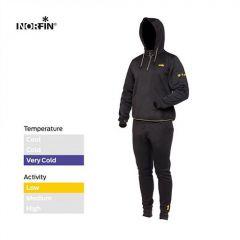 Costum Norfin Cosy Line Black, marime S