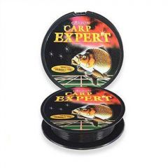 Fir monofilament Carp Expert Carbon 0.22mm/6.3kg/150m