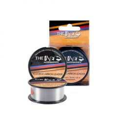 Fir fluorocarbon The One Fluorocarbon Leader 0.40mm/25lbs/25m