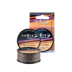 Fir textil The One Free Fall Leader Material Silt 0.75mm/40lbs/10m