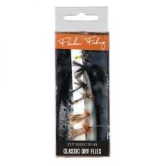 Set muste Fladen Fly Selection Classic