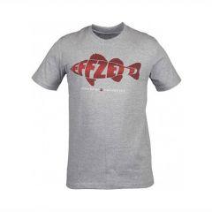 Tricou DAM Effzett Pure T-Shirt Hypnotizing Fish XXL