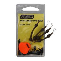 D.A.M MAD Heli Chod System Brown