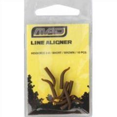 Line Aligner D.A.M MAD Line Aligner 2-6 Brown Short