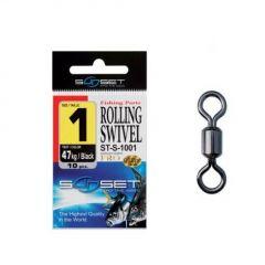 Varteje Sunset ST Rolling Swivel ST-S-1001 Nr.4/35kg