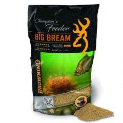 Nada Browning Groundbait Champion Feeder Mix Big Bream, 1kg