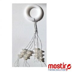 Stopper Mostiro boilies - clear