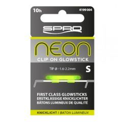 Starleti Spro Neon Clip On Green - M