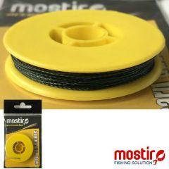 Fir textil Mostiro Hook Link 25lbs/25m