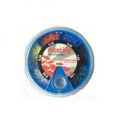 Cutie varnis Mostiro silicon multicolor 0.5-1.2mm