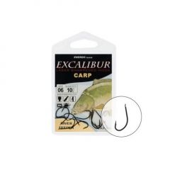 Carlige Excalibur River Feeder Black Nr.8