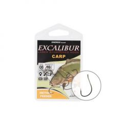 Carlige Excalibur Carp Method Feeder BN Nr.8