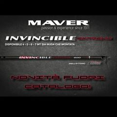 Varga Maver Invincible Extreme MX 5.8m