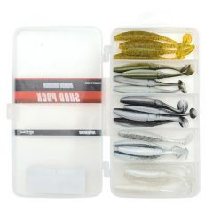 Spro Micro Shad Natural Pack 7.5cm