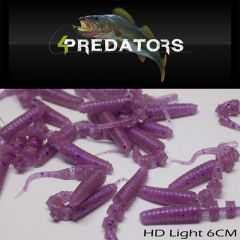 Grub 4Predators HD Light Standard 6cm, culoare S029