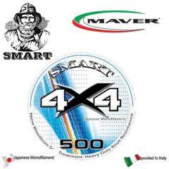 Fir monofilament Maver Extreme 4x4 0,194mm/2,8kg/500m