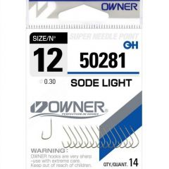 Carlige Owner 50281 Sode Light nr.8