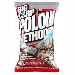 Nada Bait-Tech Big Carp Method Mix Poloni 2kg