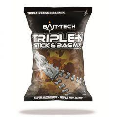 Bait-Tech Triple-N Stick & Bag Mix 1kg