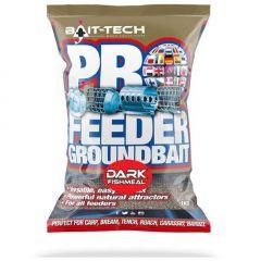 Nada Bait-Tech Pro Feeder Dark Groundbait 1kg