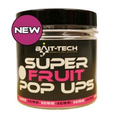 Boilies Bait-Tech Super Fruit Pop-up 15-18mm