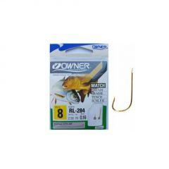 Carlige Owner RL-284 53817 Legate Nr.8 - Fir 0.16mm