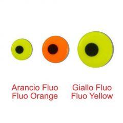 Ochi pentru naluci Stonfo Fluo Orange 9mm