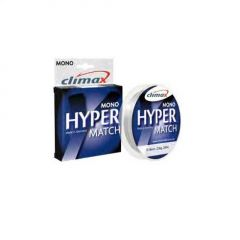 Fir monofilament Climax Hyper Match Silver 0.14mm/1.9kg/200m