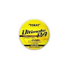 Fir monofilament Toray Ultimate PA Clear 0.085mm/0.75kg/50m