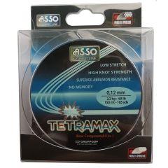 Fir monofilament Asso Tetramax Pink 0.22mm/7.5kg/150m