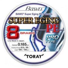 Fir textil Toray Super Eging PE 8 Braids 0.210mm/10kg/120m