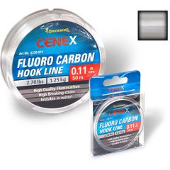 Fir fluorocarbon Browning Cenex Hook Line 0.11mm/1.22kg/50m