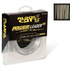 Fir Textil Black Cat Powe Leader 1,00mm/80kg/20m