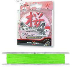 Fir textil Sakura Sensibraid 4X 0.20mm/14kg/150m
