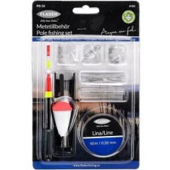 Fladen Pole Fishing Set
