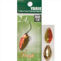 Lingura oscilanta Yarie-Jespa T-Fresh 2.4g, culoare P2