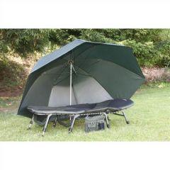 Umbrela Anaconda Oval Solid Nubrolly 3.45m