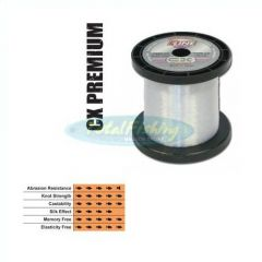Fir fluorocarbon coated P-Line CX Premium Clear Fluorescent 0,40mm/17,5kg/1000m
