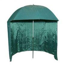 Umbrela Nevis PVC cu paravan 250cm