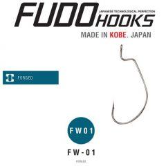 Carlige Fudo offset FW-01 nr.1/0