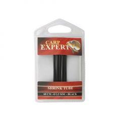 Carp Expert Shrink Tube Negru 2.5mm
