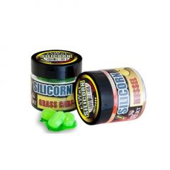 Porumb artificial Carp Expert Silicorn Larve - 30ml
