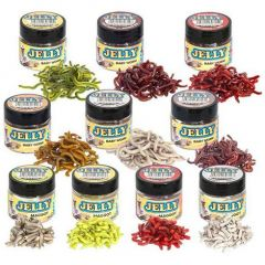 Benzar Mix Jelly Baits Fishmeal Worm